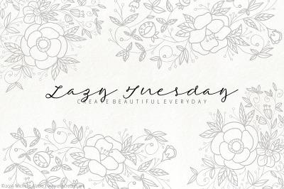 Lazy Tuesday Script