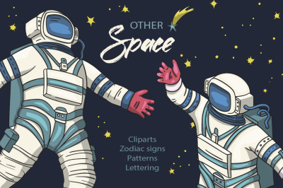 Other Space. Big graphic pack.