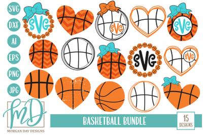 Basketball SVG Bundle