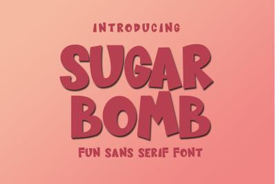 Sugar Bomb - Fun Display