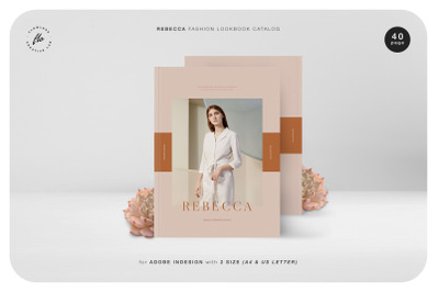 REBECCA Fashion Lookbook Catalog