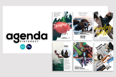 Agenda Pinterest