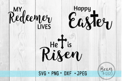 Easter Designs Religious Easter SVG Files