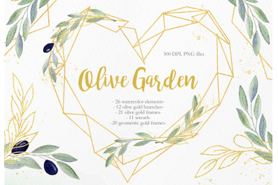 Olive Garden Clipart Collection