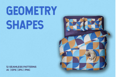 Geometric Shapes Patterns