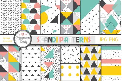 Scandi patterns