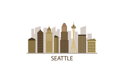 Skyline seattle