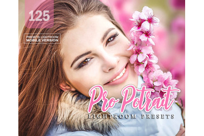 Pro Potrait Lightroom Mobile Presets (Adroid and Iphone/Ipad) DNG File