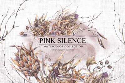 Pink Silence