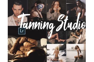 Neo Tanning Studio Theme Desktop Lightroom Presets