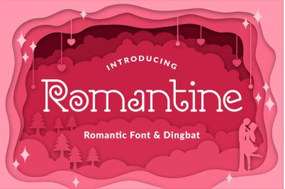 Romantine
