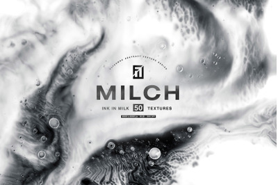 Milch - Ink in Milk Backgrounds