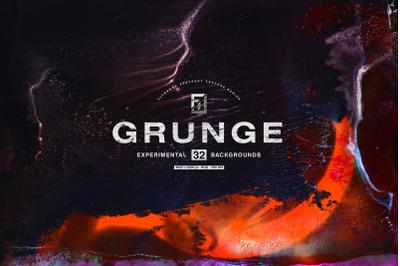 Grunge - 32 Experimental Backgrounds