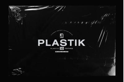 50 Plastic Wrap Textures