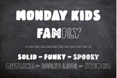 Monday Kids Family