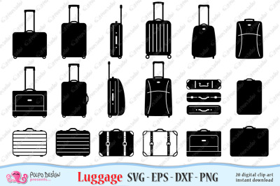 Luggage SVG
