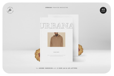 URBANA Fashion Magazine