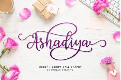 Ashadiya | Calligraphy
