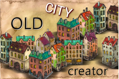 Old city creator