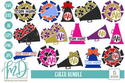 Cheer SVG Bundle