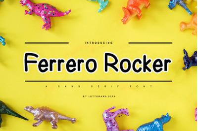 Ferrero Rocker