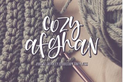 Cozy Merino Font Duo