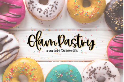 Glam Pastry