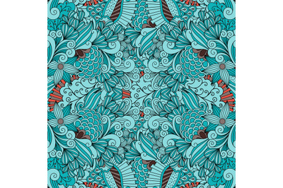 Beautiful background composed of geometric designs