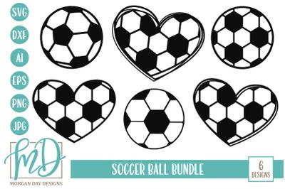 Soccer Ball SVG Bundle