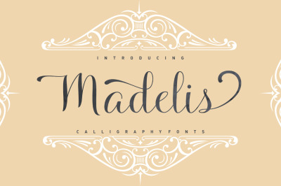 Madelis Script