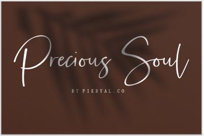 Prescious Soul