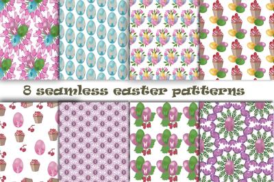 Easter pattern.
