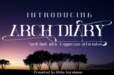 Arch Diary