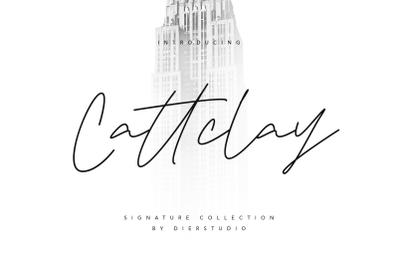 Cattclay Signature