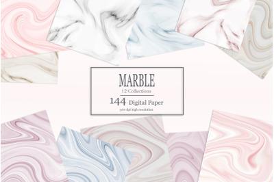 Marble BUNDLE 144 Textures