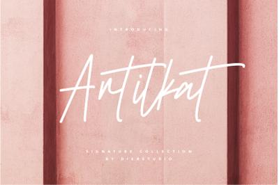 Antilkat Signature