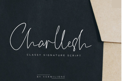 Charllesh Signature Script