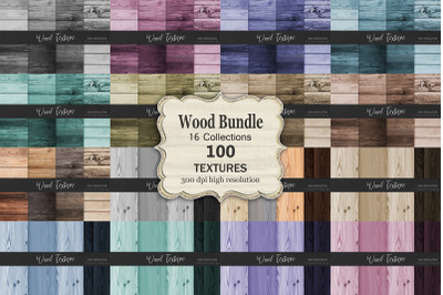 WOOD BUNDLES 100 TEXTURES