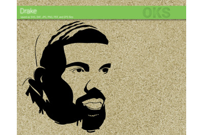 drake svg, svg files, vector, clipart, cricut, download