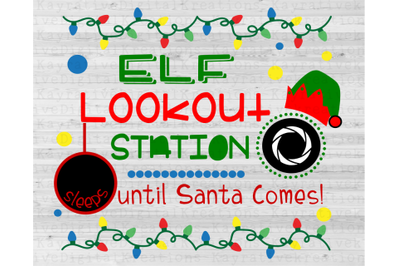 Elf Lookout Station