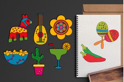 Cinco De Mayo Illustrations