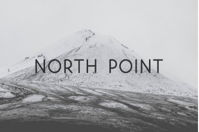 North Point | Sans Serif