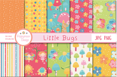 Little Bugs paper