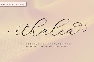 ithalia script