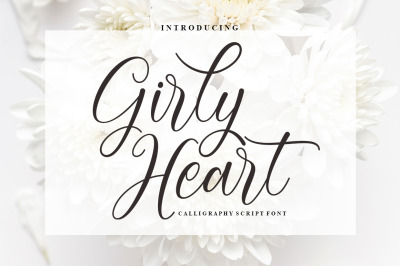 Girly Heart