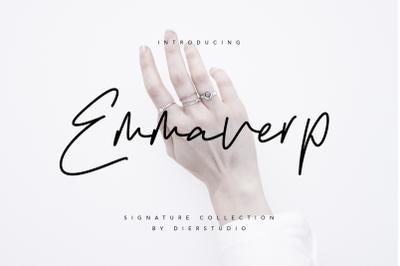 Emmaverp Signature