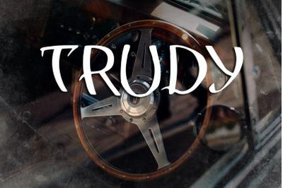 Trudy Font