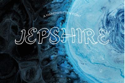 Jepshire Font