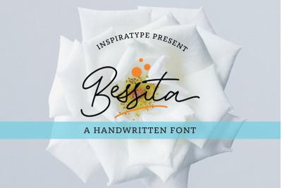 Bessita - Handwritten Font