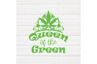 Queen of the Green